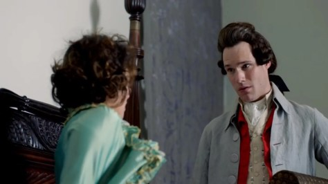 Sir George Howard, Harlots, Hulu, Monumental Pictures, ITV Encore, ITV plc, Hugh Skinner