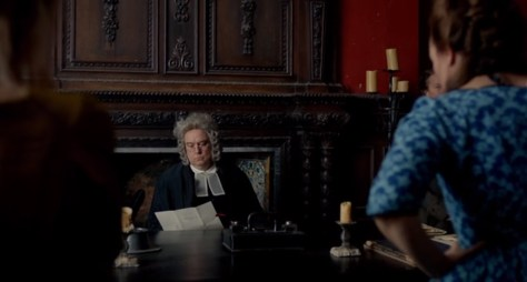 Justice Cunliffe, Harlots, Hulu, Monumental Pictures, ITV Encore, ITV plc, Richard McCabe