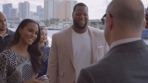 Ndomakung Suh, Ballers, HBO, Home Box Office Inc., HBO Entertainment, Warner Bros. Television Distribution, Film 44, Seven Bucks Entertainment, Leverage Entertainment, Closest to the Hole Productions