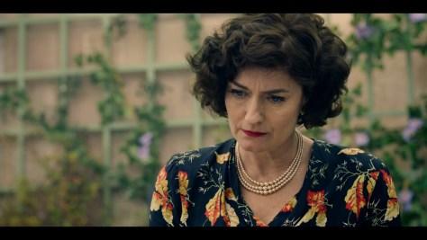 Rachel Argyll, Ordeal By Innocence, BBC One, Amazon Prime Video, Mammoth Screen, Agatha Christie Limited, Anna Chancellor