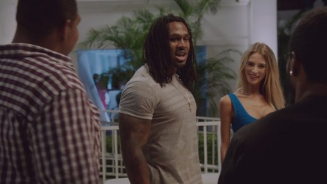 Steven Jackson, Ballers, HBO, Home Box Office Inc., HBO Entertainment, Warner Bros. Television Distribution, Film 44, Seven Bucks Entertainment, Leverage Entertainment, Closest to the Hole Productions