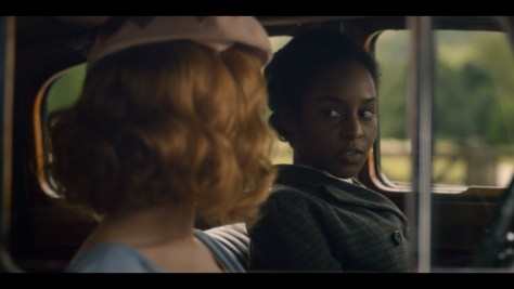 Tina Argyll, Ordeal By Innocence, BBC One, Amazon Prime Video, Mammoth Screen, Agatha Christie Limited, Crystal Clarke