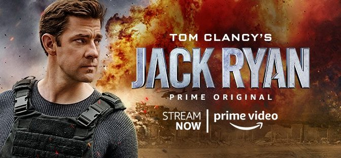 Tom Clancy's Jack Ryan, Amazon Prime Video, Amazon, Amazon Studios, Paramount Television, Skydance Media, Platinum Dunes, Push Boot., Genre Arts