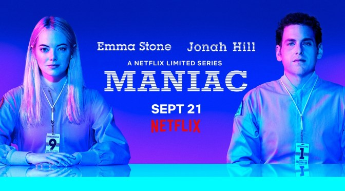 Maniac, Netflix, Parliament of Owls, Rubicon TV, Anonymous Content, Paramount Television