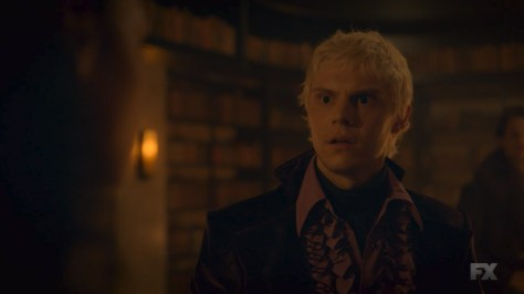 Mr. Gallant, American Horror Story: Apocalypse, FX Networks, FX, 20th Century Fox Television, Ryan Murphy Productions, Brad Falchuk Teley-Vision, 20th Television, Evan Peters