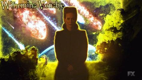 Wilhemina Venable, American Horror Story: Apocalypse, FX Networks, FX, 20th Century Fox Television, Ryan Murphy Productions, Brad Falchuk Teley-Vision, 20th Television, Sarah Paulson