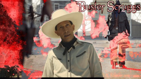 Buster Scruggs, The Ballad of Buster Scruggs, Netflix, Annapurna Pictures, The Coen Brothers, Tim Blake Nelson