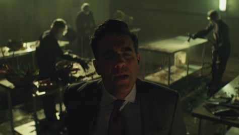 Colin Belfast, Homecoming, Amazon Prime Video, Esmail Corp, Gimlet Pictures, Crocodile, We Here At, Red Om Films, Anonymous Content, Universal Cable Productions, Amazon Studios, Amazon Video, Bobby Cannavale