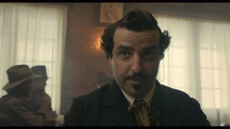 Frenchman, The Ballad of Buster Scruggs, Netflix, Annapurna Pictures, The Coen Brothers, David Krumholtz