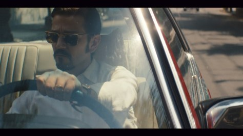 Miguel Ángel Félix Gallardo, Narcos: Mexico, Netflix, Gaumont International Television, Diego Luna