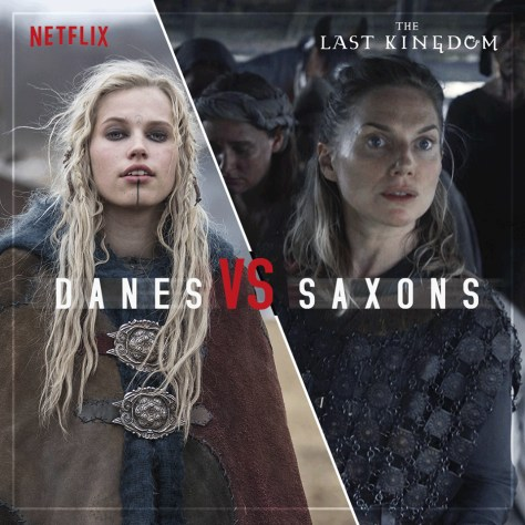 The Last Kingdom, BBC Two, BBC America, Netflix, Carnival Film and Television