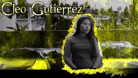 Cleo Gutiérrez, Roma, Netflix, Participant Media, Esperanto Filmoj, Yalitza Aparicio