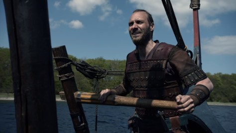 Kjartan, The Last Kingdom, BBC Two, BBC America, Netflix, Carnival Film and Television, Alexandre Willaume