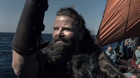 Earl Ragnar, The Last Kingdom, BBC Two, BBC America, Netflix, Carnival Film and Television, Peter Gantzler