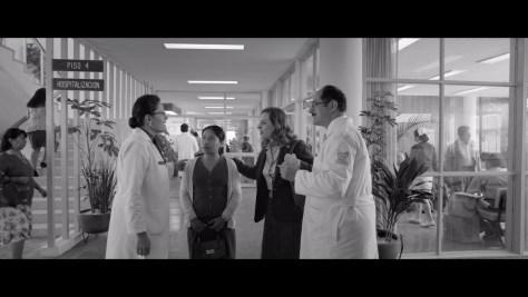 Dr. Mario Zavala, Roma, Netflix, Participant Media, Esperanto Filmoj, José Luis López Gómez