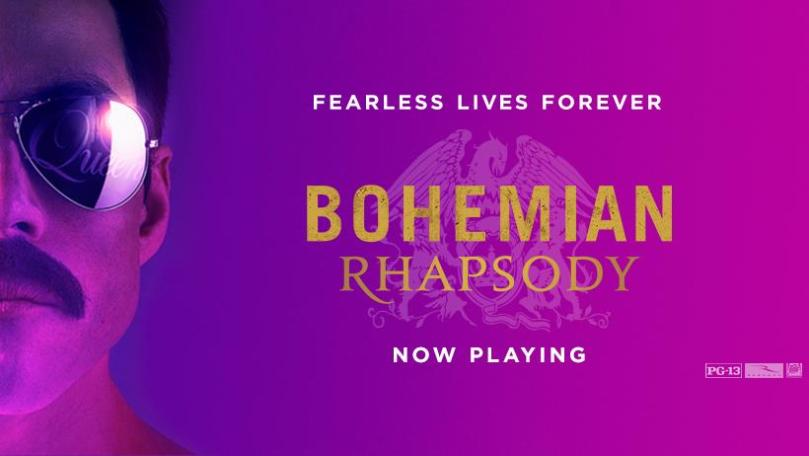 Bohemian Rhapsody, 20th Century Fox, New Regency, GK Films, Queen Films