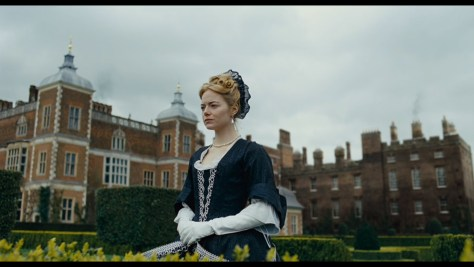 Abigail Masham, The Favourite, Fox Searchlight Pictures, Scarlet Films, Element Pictures, Arcana, Film4 Productions, Waypoint Entertainment, Amazon Video, Emma Stone