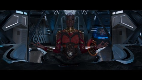 General Okoye, Black Panther, Walt Disney Studios Motion Pictures, Marvel Studios, Danai Gurira