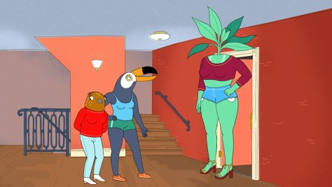 Plant Lady, Tuca & Bertie, Netflix, The Tornante Company, Brave Dummy, Boxer vs Raptor, ShadowMachine, Shamir Bailey