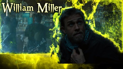William Miller, Triple Frontier, Netflix, Atlas Entertainment, Charlie Hunnam