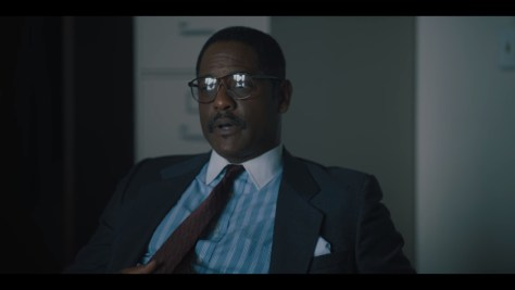 Bobby Burns, When They See Us, Netflix, Harpo Films, Tribeca Productions, ARRAY, Participant Media, Blair Underwood