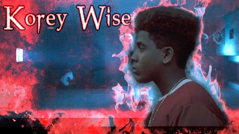 Korey Wise, When They See Us, Netflix, Harpo Films, Tribeca Productions, ARRAY, Participant Media, Jharrel Jerome