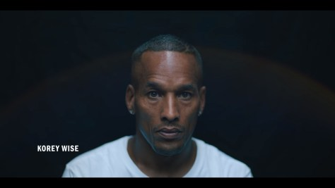 Korey Wise, When They See Us, Netflix, Harpo Films, Tribeca Productions, ARRAY, Participant Media