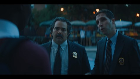 Rando Canvass Cop, When They See Us, Netflix, Harpo Films, Tribeca Productions, ARRAY, Participant Media