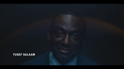 Yusef Salaam, When They See Us, Netflix, Harpo Films, Tribeca Productions, ARRAY, Participant Media