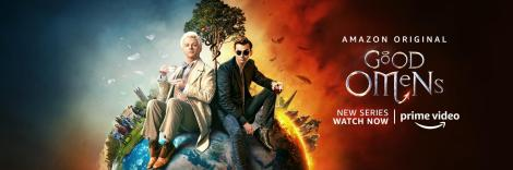 Good Omens, Narrativia, The Blank Corporation, Amazon Studios, BBC Studios, Amazon Video, BBC Two