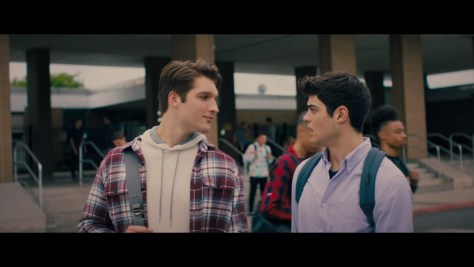 Reece, The Perfect Date, Netflix, Ace Entertainment, AwesomenessFilms, Zak Steiner