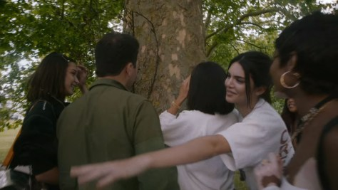 Kendall Jenner, Look Mom I Can Fly, Netflix