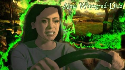 Alma Winograd-Diaz, Undone, Amazon Prime Video, Amazon Studios, Minnow Mountain, Submarine, Tornante Company, Rosa Salazar