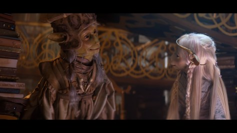 Librarian, The Dark Crystal: Age of Resistance, Netflix, The Jim Henson Company, Toby Jones