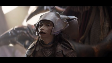 Ordon, The Dark Crystal: Age of Resistance, Netflix, The Jim Henson Company, Mark Strong