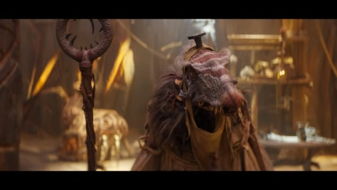 The Heretic, The Dark Crystal: Age of Resistance, Netflix, The Jim Henson Company, Andy Samberg