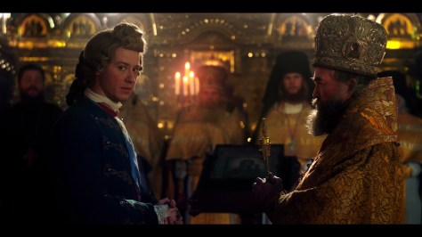 Archbishop Arsenius, Catherine the Great, HBO, Home Box Office Inc., WarnerMedia, Sky Atlantic, Origin Pictures, Aesop Entertainment, New Pictures