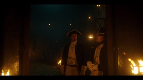 Shlisselburg Captain, Catherine the Great, HBO, Home Box Office Inc., WarnerMedia, Sky Atlantic, Origin Pictures, Aesop Entertainment, New Pictures