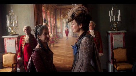 Countess Bruce, Catherine the Great, HBO, Home Box Office Inc., WarnerMedia, Sky Atlantic, Origin Pictures, Aesop Entertainment, New Pictures, Gina McKee