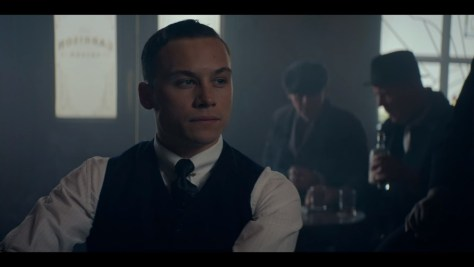 Michael Shelby, Peaky Blinders, BBC One, British Broadcasting Corporation, Caryn Mandabach Productions, Tiger Aspect Productions, Netflix, Finn Cole