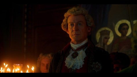 Count Orlov, Catherine the Great, HBO, Home Box Office Inc., WarnerMedia, Sky Atlantic, Origin Pictures, Aesop Entertainment, New Pictures, Richard Roxburgh