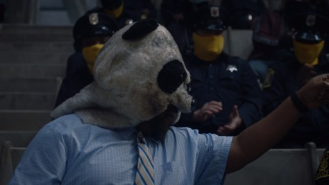 Panda, Watchmen, HBO, Home Box Office Inc., HBO Entertainment, WarnerMedia, DC Comics, Paramount Television, Warner Bros. Television, White Rabbit, Jacob Ming-Trent