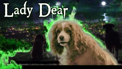 Lady Dear, Lady and the Tramp, Disney+, Taylor Made, The Walt Disney Company, Walt Disney Pictures, Tessa Thompson