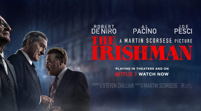 The Irishman, Netflix, Tribeca Productions, Sikelia Productions, Winkler Films