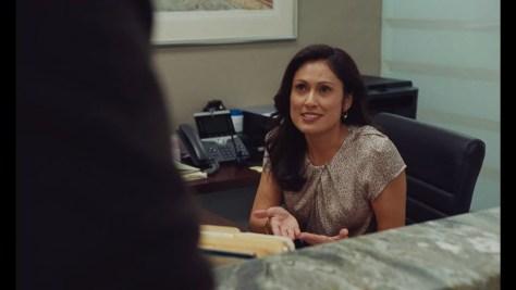 Receptionist, Marriage Story, Netflix, Heyday Films, Pilar Holland