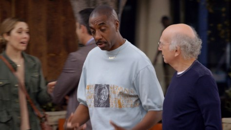 Leon Black, Curb Your Enthusiasm, HBO, Home Box Office Inc., WarnerMedia, Production Partners, J. B. Smoove