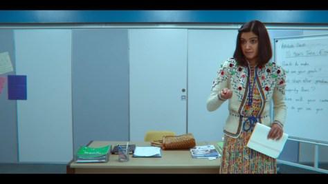 Miss Sands, Sex Education, Netflix, Eleven, Rakhee Thakrar
