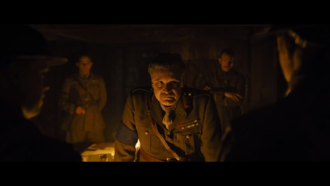 General Erinmore, 1917, Universal Pictures, DreamWorks Pictures, Reliance Entertainment, New Republic Pictures, Neal Street Productions, Mogambo, Amblin Partners, British Film Commission, Screen Scotland, Colin Firth