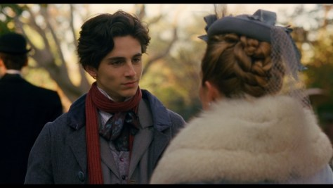 Laurie Laurence, Little Women, Columbia Pictures, Instinctual VFX, New Regency Pictures, Pascal Pictures, Regency Enterprises, Sony Pictures Entertainment, Timothée Chalamet