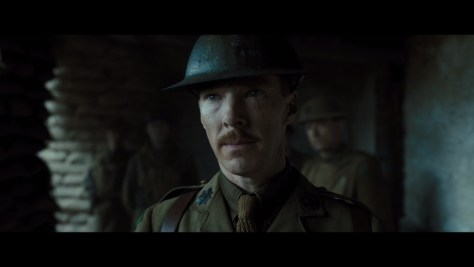 Colonel Mackenzie, 1917, Universal Pictures, DreamWorks Pictures, Reliance Entertainment, New Republic Pictures, Neal Street Productions, Mogambo, Amblin Partners, British Film Commission, Screen Scotland, Benedict Cumberbatch